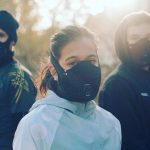 Why run with an anti-pollution mask?