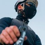 Protect yourself from urban pollution when cycling - Anti-pollution mask for cyclists